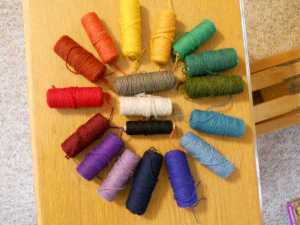 color wheel HD Shetland